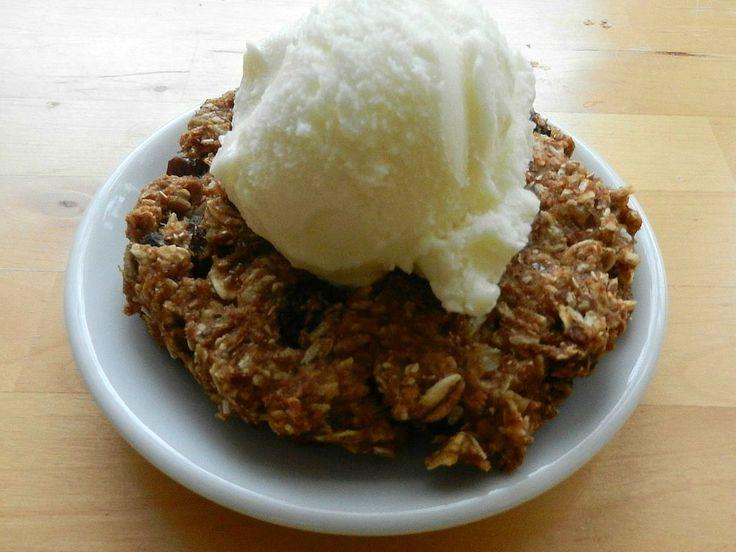 Crème glacée maison sans gras