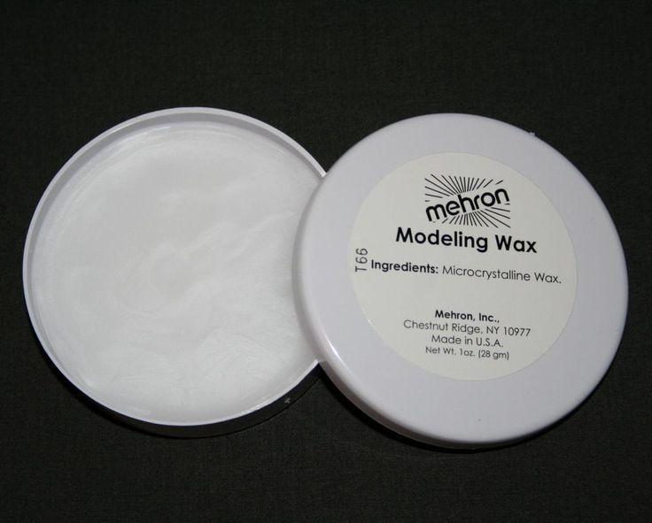 Mehron Eyebrow Wax 2