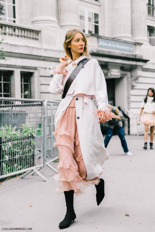 Street Style | PFW Spring 2017