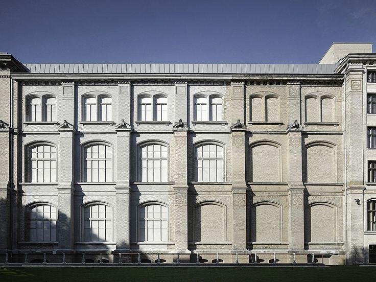 Museum für Naturkunde Berlin, Custom-made   RECKLI - Design your concrete
