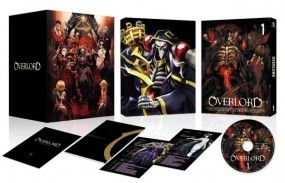 'Overlord II' Japanese Anime DVD/BD Releases Scheduled