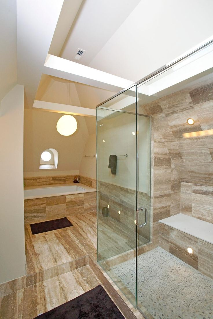 Love using it to clean all the nooks and crannies of my bathroom - Stepping Up To The Tub Area Allows For A Separate Relaxation Area The Walls And Nook And Crannytub Surroundbathroom