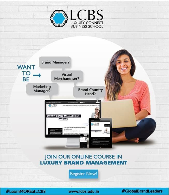 Learn Luxury Management from Experts. Visit:http://bit.ly/2xvkSrx #LCBS