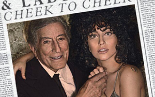 "Lady Gaga torna con l'album ""Cheek to Cheek"" in coppia con Tony Bennett #ladygaga #cheektocheek #2014"