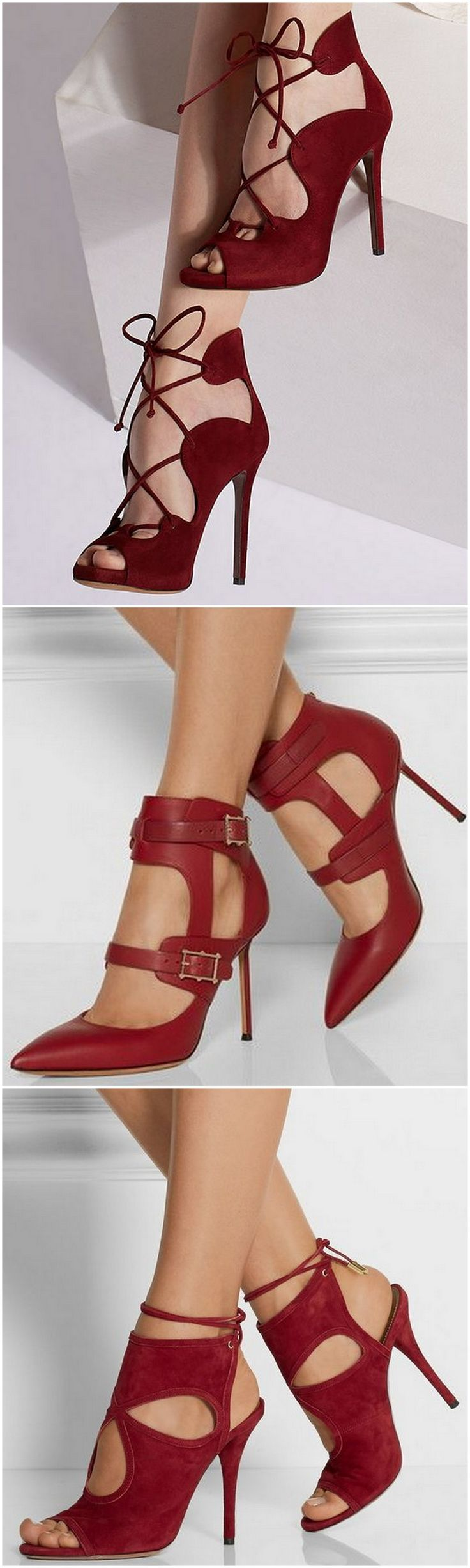 @styleestate designer women's shoes and heels on Pinterest