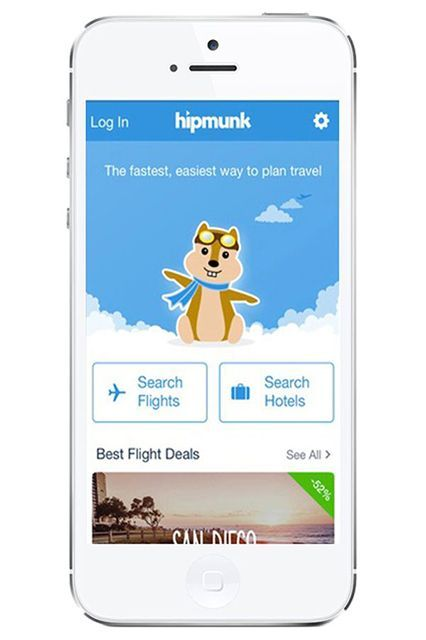 6 apps for finding the cheapest flights around