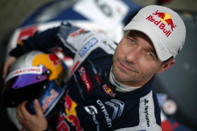 Sebastian Loeb til mer Rallycross denne gangen under EM
