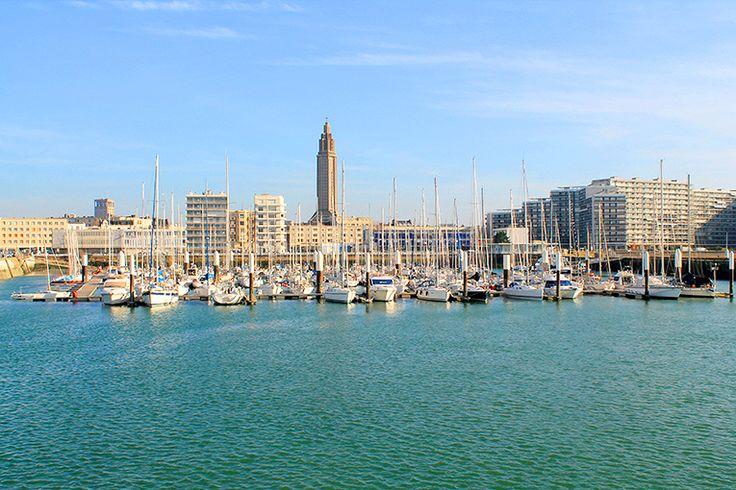 10. Le Havre, Frankrike #lehavre #frankrike #semester #resa
