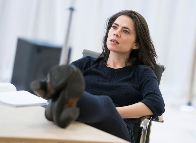 'Dry Powder' Review: Hayley Atwell Stars in Sarah Burgess' Play - HD Photos