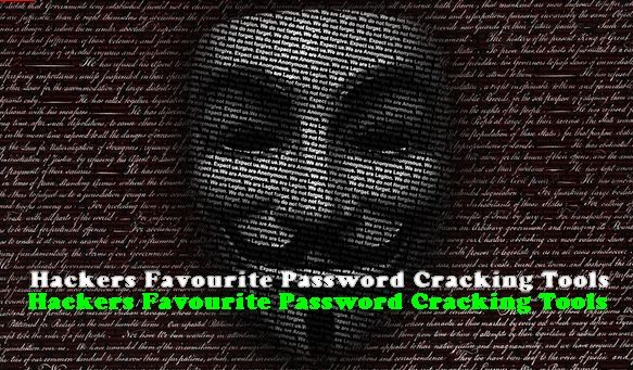 Hacker's Favourite Tools For Password Cracking