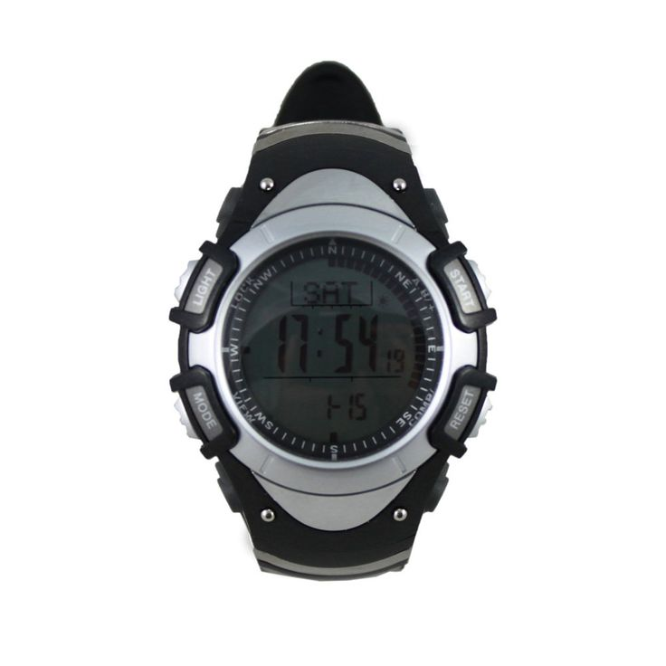 docooler SUNROAD FR8204A 3ATM Waterproof Altimeter Compass Stopwatch Barometer Pedometer Outdoor Sports Watch Multifunction. Time functions: hour, minute, second, year (2000-2099), month, date, weekday, 12H/24H. Pedometer, step counter, calorie, distance record. Alarm clock (2 sets alarm clock, hourly alarm). Countdown timer (99:59:59~0). Stopwatch (0~99:59:59), 11 sets of data. Incorporates digital compass, altimeter, barometer, thermometer, air pressure trend and altitude trend. 24…