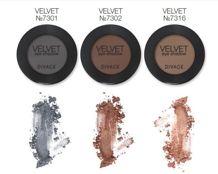 Velvet è un ombretto matt dalla formula esclusiva. Grazie alla sua texture vellutata permette di creare con facilità sopracciglia piene, definite e perfette, dal contorno morbido.