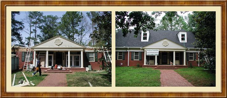 1000 ideas about second floor addition on pinterest for Second floor addition before and after