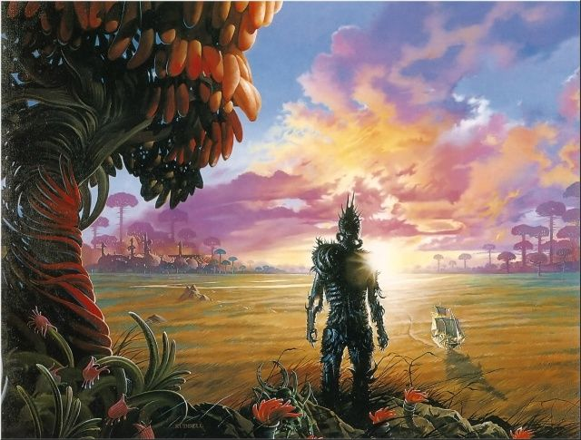 """Syfy to adapt and film Dan Simmons' Hyperion as an """"event series"""" 