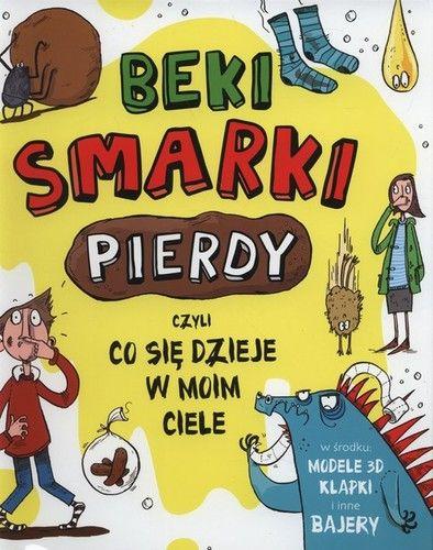 Beki smarki pierdy - Książki edukacyjne dla dzieci