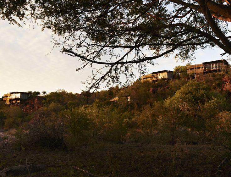 Sunrise - Singita Lebombo Lodge