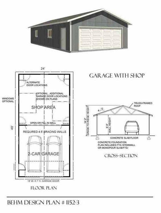 Les 28 meilleures images du tableau 3 car garage plans sur for Garage du midi plan d orgon