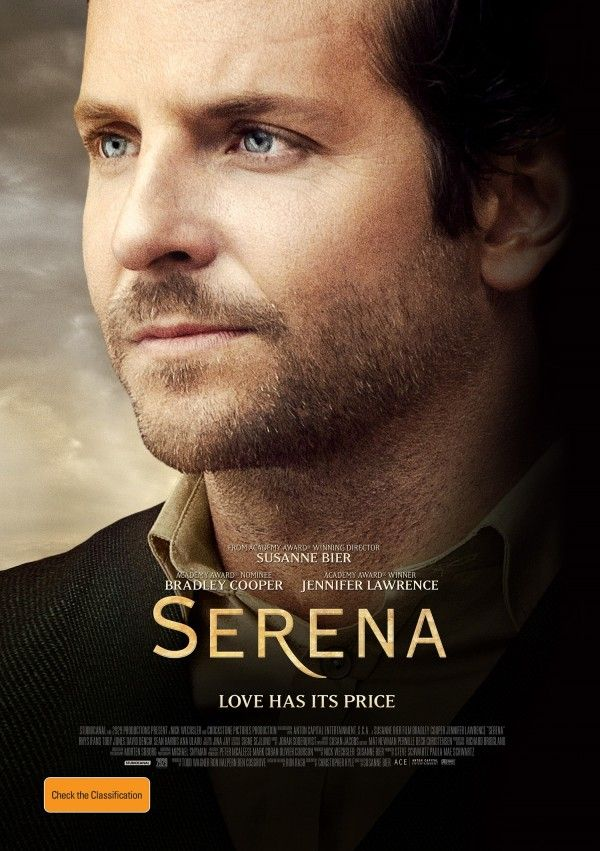 "Bradley Cooper e Jennifer Lawrence no trailer do filme ""Serena"" http://cinemabh.com/trailers/bradley-cooper-e-jennifer-lawrence-no-trailer-do-filme-serena"