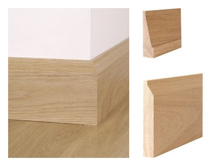 lovely skirting board, no fuss, nice and minimal