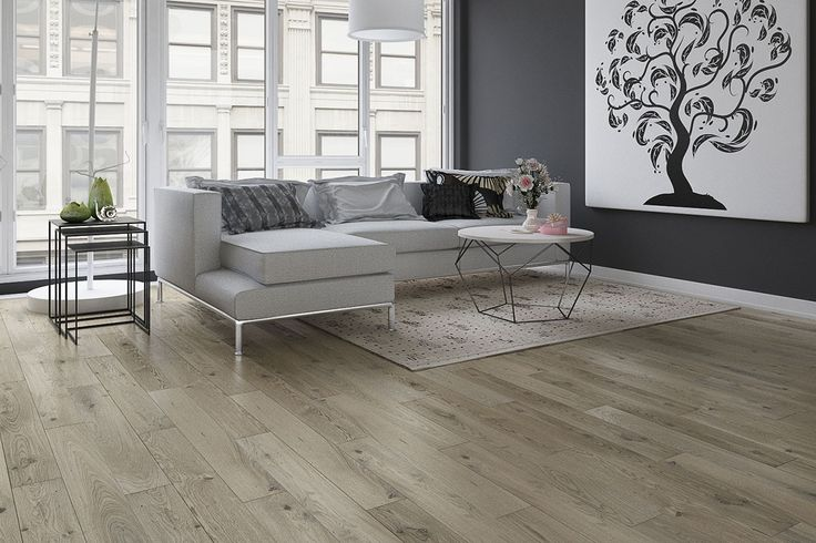 Home Choice Engineered European Oak Flooring Paloma Grey