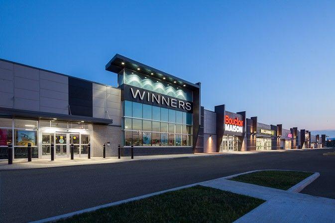modern strip mall - Buscar con Google