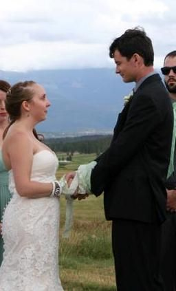 hand fasting - ceremony wording. It's a little long for me, but I like the sentiment.