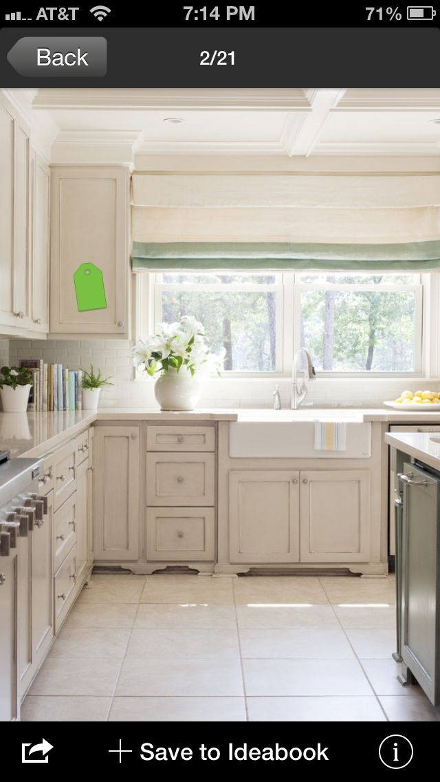 Blue Farmhouse Sink : Farmhouse sink and blue island a tidy kitchen and pantry Pinterest ...