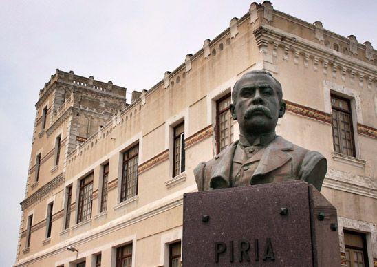 Uruguay's Piria Castle - Bing Images