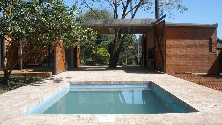 Casa del Pescador - Arq. José Cubilla & Asoc.
