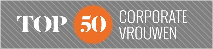 Top 50 machtige corporate dames in NL: bron voor goede sprekers!