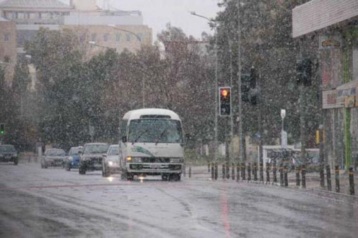 Ο Καιρός- Παγωνιά, βροχές και χιόνια συνθέτουν το χριστουγεννιάτικο σκηνικό