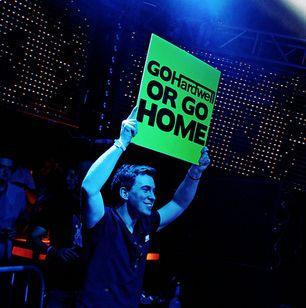 go #Hardwell or go home. SOUTH AFRICA, DECEMBER 2013.
