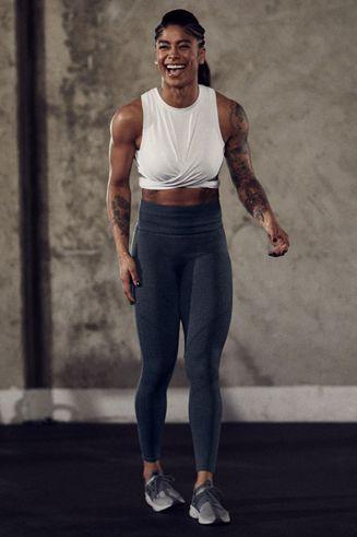 tribe  fitness photoshoot workout aesthetic lifestyle