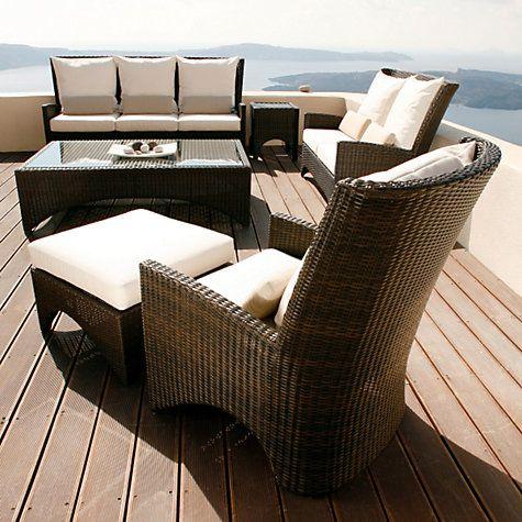 34 best Luxury Garden Furniture images on Pinterest | Luxury garden ...