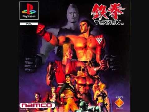Tekken 1: Kyoto Theme - YouTube