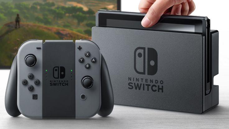 Neue Switch-Konsole - BILD berichtet live von der Nintendo-Präsentation