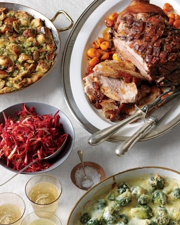 Countdown to Christmas Dinner: Your Christmas Dinner Strategy from Martha Stewart Help4theHolidays