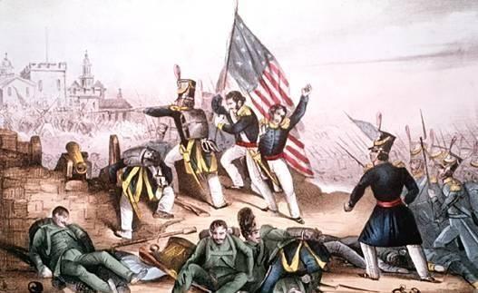 La batalla de Chapultepec