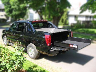 Truck Bed Sliding Storage