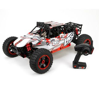 The New Losi 1/5 Buggy XL Gas 23CC R/C!