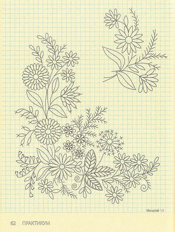 beautiful design hand embroidery