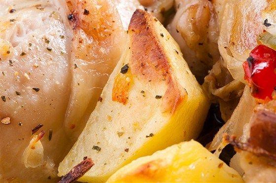 Картофель в аэрогриле