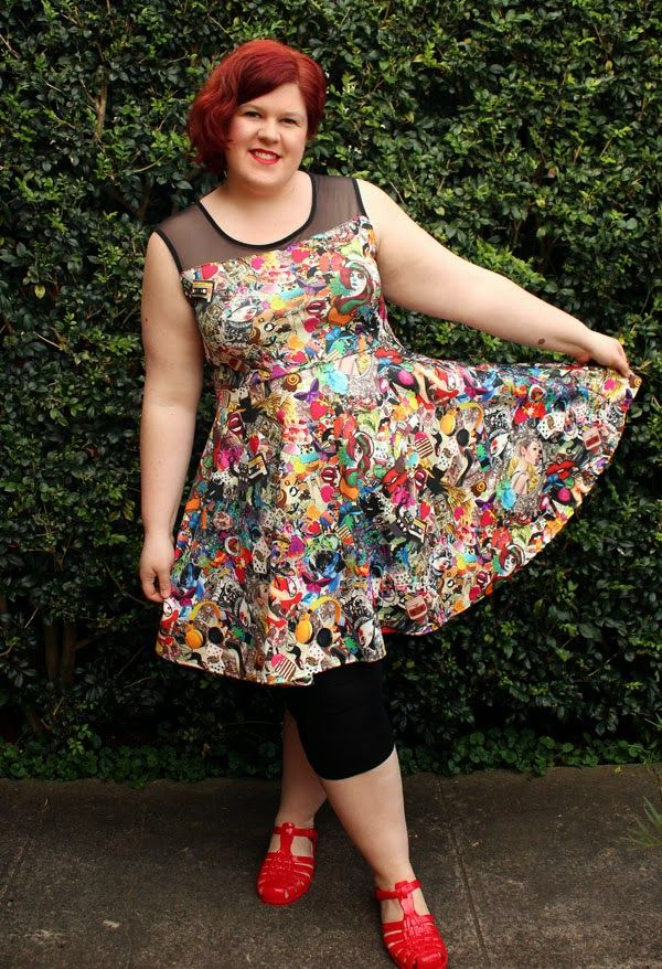 Work it, Own it, Use it!: Aussie Curves: Double Take