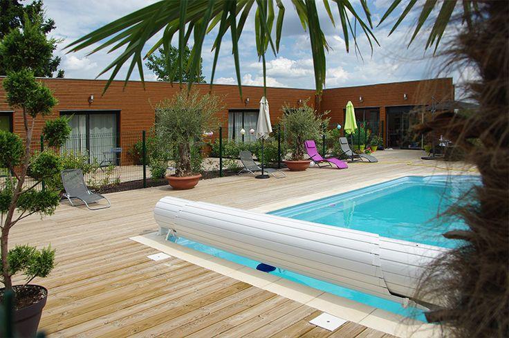 25 b sta piscine chauff e id erna p pinterest location for Camping dans le loiret avec piscine