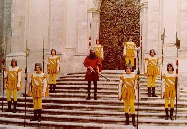 Le guardie della porta