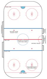 Ice Hockey Rules at a Glance