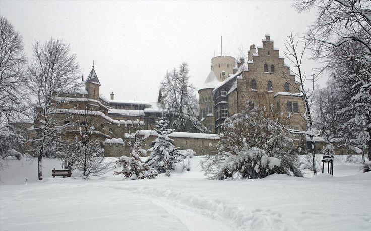 Замки Германии: Лихтенштейн (Lichtenstein Castle) - Мастерок.жж.рф