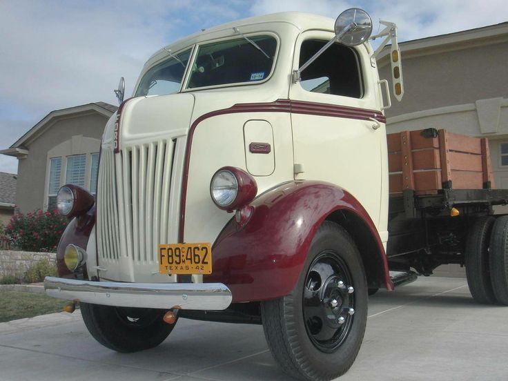1942 ford coe 1 1  2 ton flatbed for sale