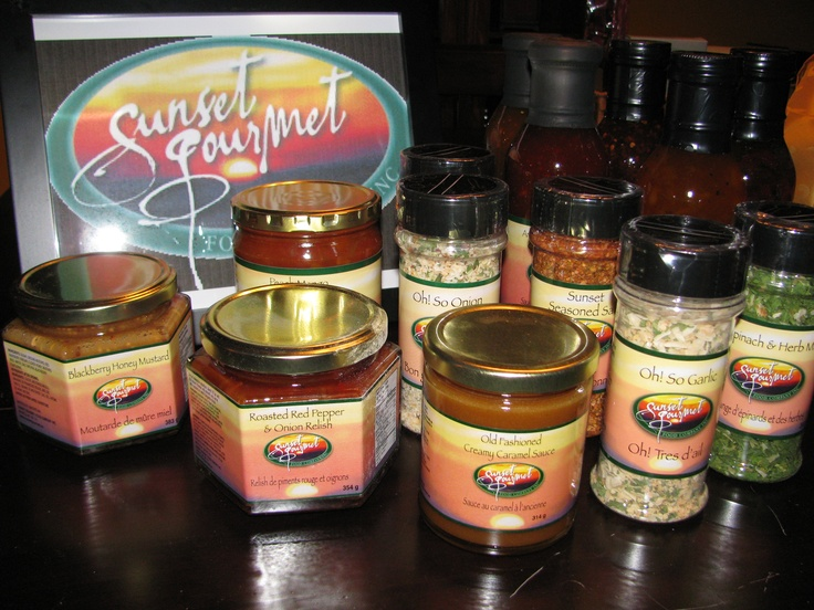 Sunset Gourmet Food Products! I absolutely LOVE this product.