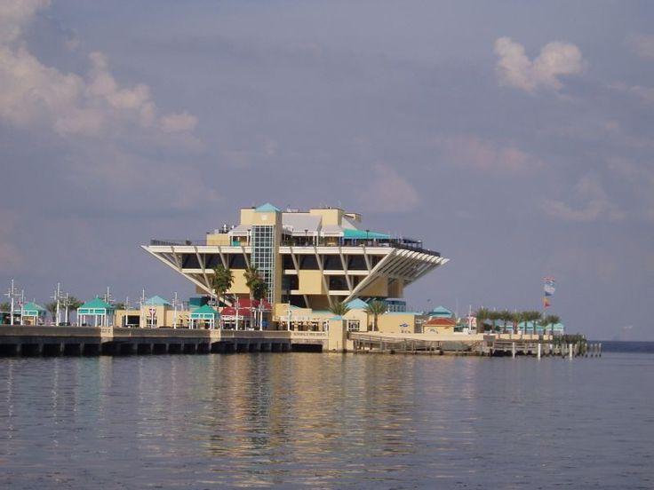 St. Petersburg, FL: The Pier Mall, St. Petersburg